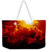 Seeing Red Weekender Tote Bag