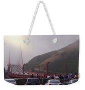 Seeing The Golden Gate Weekender Tote Bag
