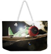 Seeing The Light Weekender Tote Bag