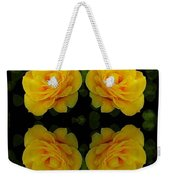 Seeing Yellow 1 Weekender Tote Bag