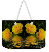 Seeing Yellow 2 Weekender Tote Bag