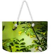 Seeking Nectar Weekender Tote Bag
