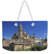 Segovia Spain Weekender Tote Bag