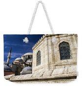 Sehzade Mosque Istanbul Weekender Tote Bag