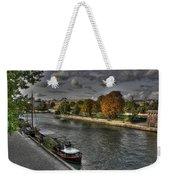 Seine Study Number One Weekender Tote Bag