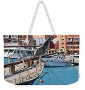 Sekalla Marina Egypt Weekender Tote Bag