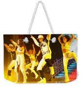 Selena Gomez-8707 Weekender Tote Bag