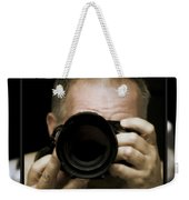 Self - Portrait 3 Weekender Tote Bag
