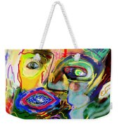 This One Acquired Wisdom 15 Weekender Tote Bag