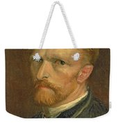 Self Portrait, 1886 Weekender Tote Bag
