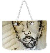 Self-portrait #2 Weekender Tote Bag
