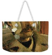 Self Portrait, C.1865 Panel Weekender Tote Bag