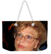self portrait I Weekender Tote Bag