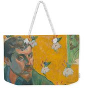 Self-portrait With Portrait Of Bernard. Les Miserables. Weekender Tote Bag