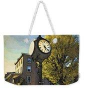 Sellersville Time Weekender Tote Bag