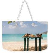 Selling Shells Weekender Tote Bag