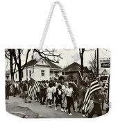 Selma To Montgomery Weekender Tote Bag