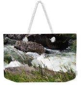 Selway Falls Weekender Tote Bag