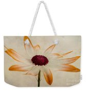 Senetti Pericallis Orange Tip Weekender Tote Bag