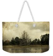 Seney Coffee With Cream Weekender Tote Bag