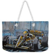 Senna On The Casino Square Weekender Tote Bag