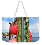 Sennen Cove Buoys Weekender Tote Bag