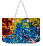 Sensational Colors Weekender Tote Bag