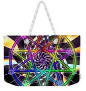 Sense Creation Five Weekender Tote Bag