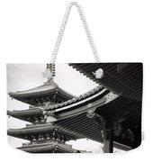 Senso-ji Temple In Tokyo  Weekender Tote Bag