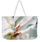 Sentinel Enter The White Peony  Weekender Tote Bag