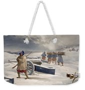Sentinel Of The Zouaves, Plate From The Weekender Tote Bag