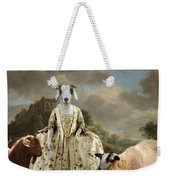 Separating The Sheep From The Goats Weekender Tote Bag
