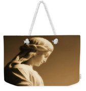 Sepia Angel Dream Weekender Tote Bag