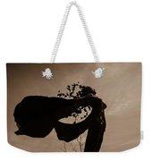 Sepia Weekender Tote Bag