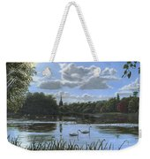 September Afternoon In Clumber Park Weekender Tote Bag