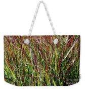 September Grasses By Jrr Weekender Tote Bag
