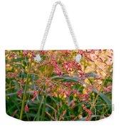September Grasses Weekender Tote Bag