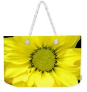September Yellow Weekender Tote Bag