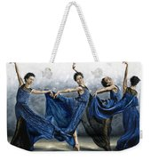 Sequential Dancer Weekender Tote Bag