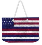 Serapis Flag Weekender Tote Bag by World Art Prints And Designs