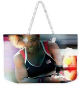 Serena Williams Weekender Tote Bag