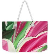 Serendipity Weekender Tote Bag by Lisa Bentley