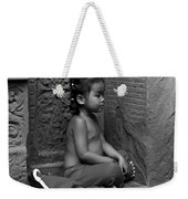 A Moment Of Serenity Weekender Tote Bag
