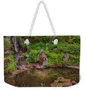 Serene Garden Pond Weekender Tote Bag