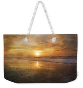 Serene Outlook  Weekender Tote Bag by Betsy Knapp
