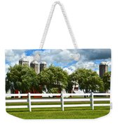 Serene Surroundings Weekender Tote Bag
