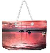 Serenity Bay Dreams Weekender Tote Bag