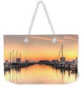 Serenity Harbor 1 Weekender Tote Bag