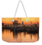 Serenity Harbor 4 Weekender Tote Bag