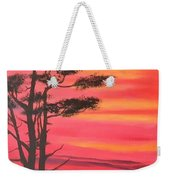 Serenity Tree Weekender Tote Bag